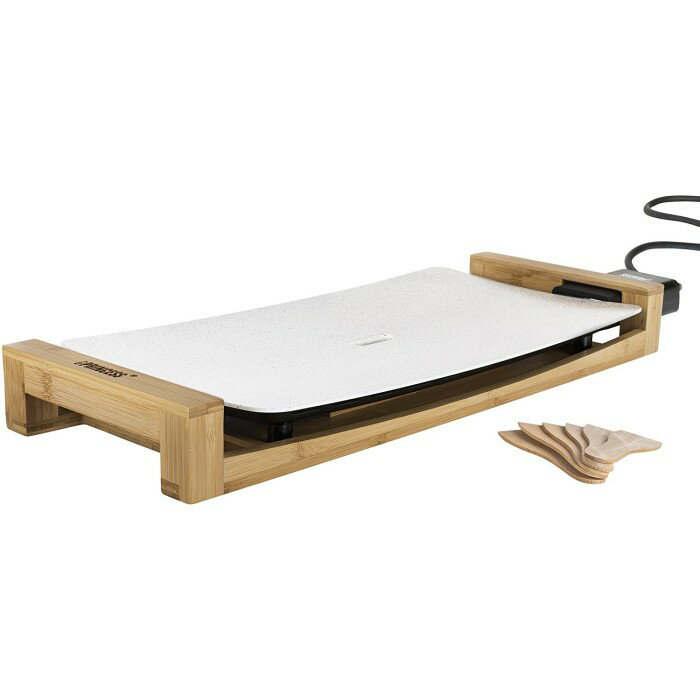 プリンセス テーブルグリル ストーン 103033 ホワイト【即納・送料無料】PRINCESS Table Grill Stone white【02P03Dec16】