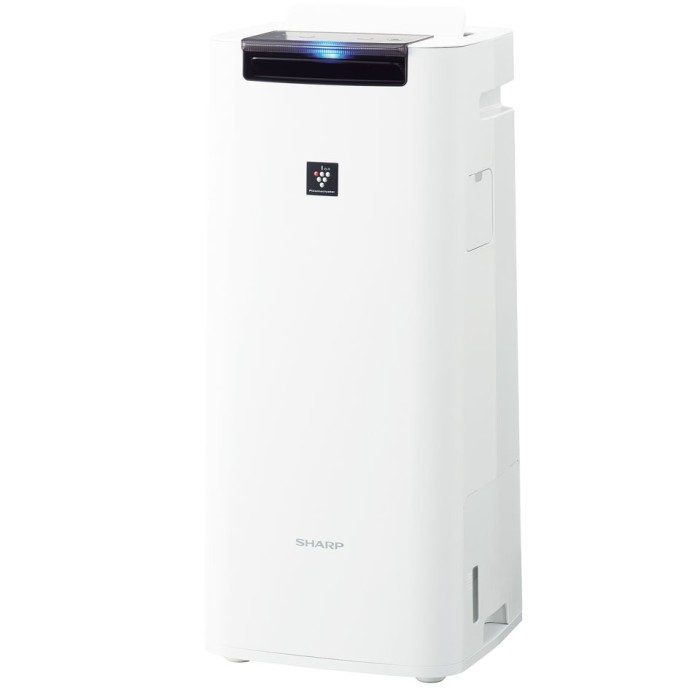 SHARP 高濃度プラズマクラスター25000搭載 加湿空気清浄機 KI-HS40-W ホワイト シャープ【即納・送料無料】