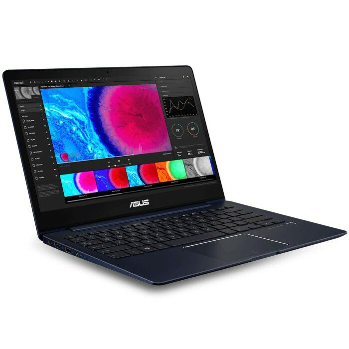 ASUS 13.3型モバイルノートパソコン ZenBook 13 UX331UN UX331UN-8250B ロイヤルブルー エイスース 【即納・送料無料・代引き不可】