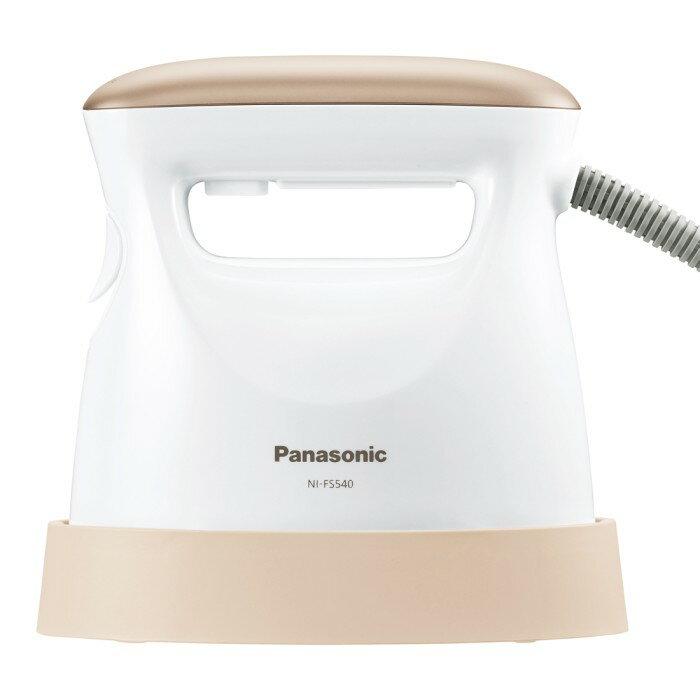 Panasonic スチームアイロン 衣類スチーマー NI-FS540-PN ピンクゴールド パナソニック 【即納・送料無料】