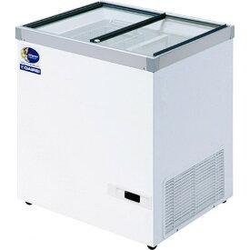 ダイレイ 超低風冷凍冷凍ショーケース −50℃ 133L HFG-140e【送料無料〜・代引き不可】