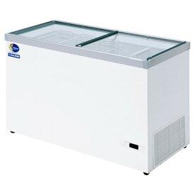 ダイレイ 超低風冷凍冷凍ショーケース −50℃ 248L HFG-300e【送料無料〜・代引き不可】