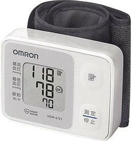 オムロン 手首式血圧計 HEM-6121 OMRON 【即納・送料無料】