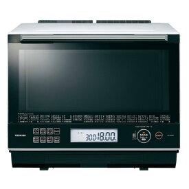 東芝 過熱水蒸気オーブンレンジ 30L 石窯ドーム ER-TD3000(W) グランホワイト TOSHIBA 【即納・送料無料】