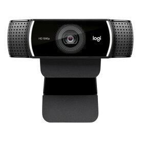 Logicool Pro Stream Webcam C922n ブラック 三脚付き ロジクール【即納・送料無料】