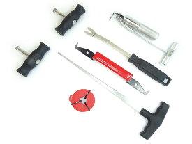 ウインドウシールドリムーバーキット ウインドウシールドカッター 自動車 車 フロントガラス交換 リヤガラス交換 工具 ウインドシェードゴム切り
