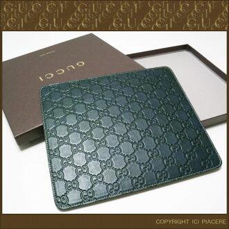 Gucci mouse pad GUCCI 197216 A0V00 GRN brand new premium sales