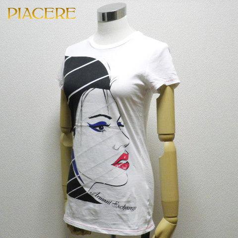 アルマーニ エクスチェンジ 0T5X386 WH Tシャツ 送料無料 新品 セール