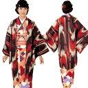 【送料無料】H・L 羽織 丸洗い可能 こだわりデザイン【羽織30】きもの 着物 和装 和服 女子会 イベント おしゃれ かわいい 都会的 レト…