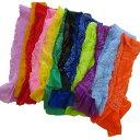【ネコポス可】七五三 七歳 総絞り帯揚げ 正絹【16色】 キッズ 帯 イベント 子供 女の子 女児 和装 着物 浴衣 こども 小物 御祝い …