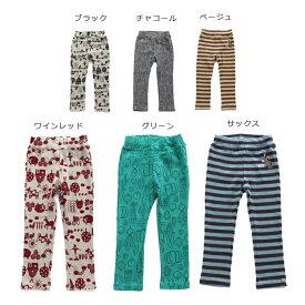 【セール20%OFF】【メール便OK】bit'z(ビッツ)6色3柄保育園パンツ【男の子】【80-120】【b420010】