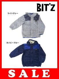 【セール50%OFF】[メール便NG]Bit'z(ビッツ)ペンギン刺繍柄ジャケット