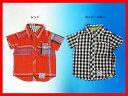 セール50%OFF[メール便送料無料]エフオーキッズ F.O.KIDS リバーシブルシャツ