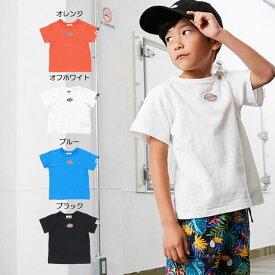 【セール40%OFF】【メール便送料無料】エフオーキッズ F.O.KIDS Dickies Tシャツ【男の子】【80-140】【r207219】