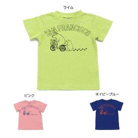 【セール50%OFF】【メール便OK】エフオーキッズ F.O.KIDS アニマルTシャツ【男の子】【女の子】【80-140】【r207469】