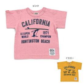 セール50%OFF【メール便OK】エフオーキッズ F.O.KIDS CALIFORNIA 半袖Tシャツ