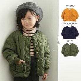 【メール便NG】Seraph(セラフ)キルティングジャケット【女の子】【80-140】【s401019】