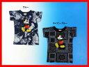 セール30%OFF[メール便送料無料]エフオーキッズ F.O.KIDS DYインディゴミッキーマウスTシャツ