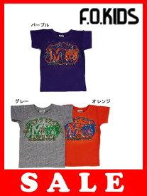 【セール50%OFF】[メール便OK]エフオーキッズ F.O.KIDS ヴィンテージ加工Tシャツ