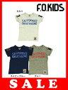 2052円→税込1000円セール[メール便OK]エフオーキッズ F.O.KIDS グレートレースTシャツ