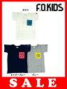 2052円→1000円[メール便OK]エフオーキッズ F.O.KIDS Champion USA Tシャツ