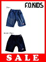 2052円→1000円[メール便OK]エフオーキッズ F.O.KIDS 冷感デニムパンツ