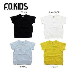 【セール50%OFF】【メール便OK】エフオーキッズ F.O.KIDS インレイTシャツ【男の子】【女の子】【80-140】【r207038】