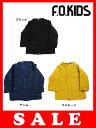 セール40%OFF[メール便NG]F.O.KIDS(エフオーキッズ)3WAYジャケット