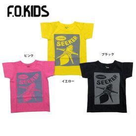 【セール50%OFF】【メール便OK】エフオーキッズ F.O.KIDS JAPANスペースTシャツ【男の子】【80-140】【r207178】