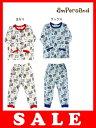 セール50%OFF[メール便送料無料]アンパサンド(ampersand)DY Boy'sパジャマ