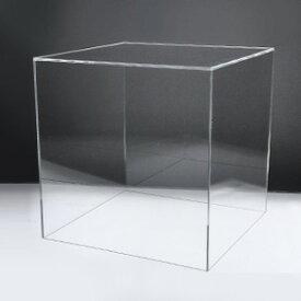 【幅30cm/奥行30cm/高さ30.3cm】アクリルケースB/5面体/土台なし 【台座なし】 正方形 雛人形