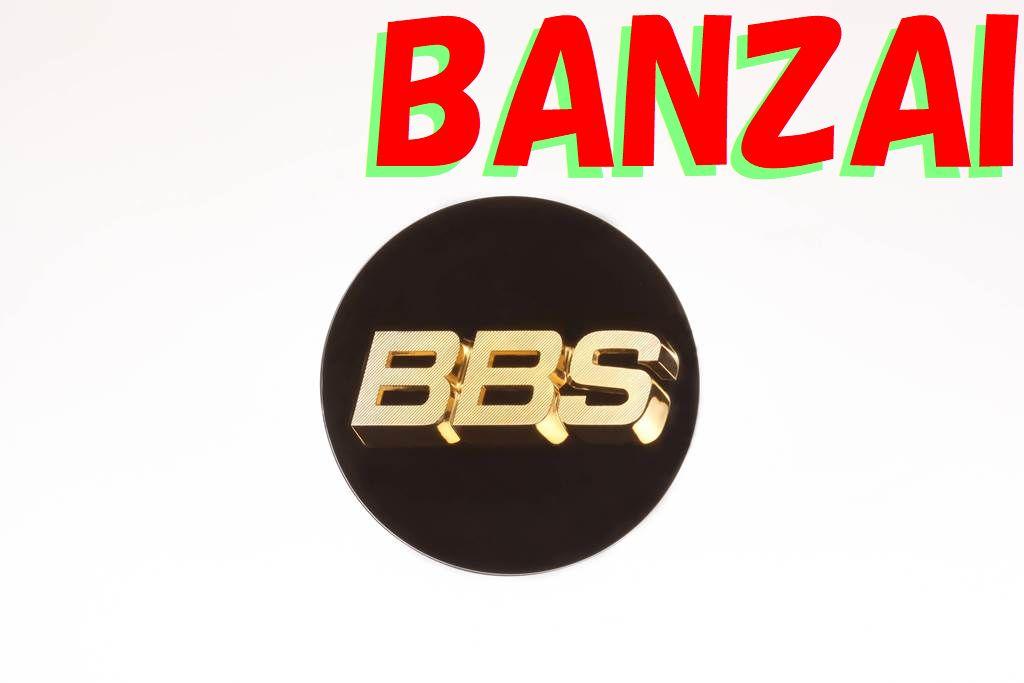 BBS 正規品 Emblem Black エンブレム ブラック 80Φ P5624038
