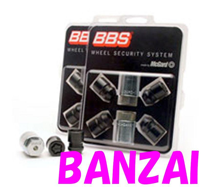 BBS 正規品 BBS Lock Nut ロックナット M12 P1.5 BBS LNM15C
