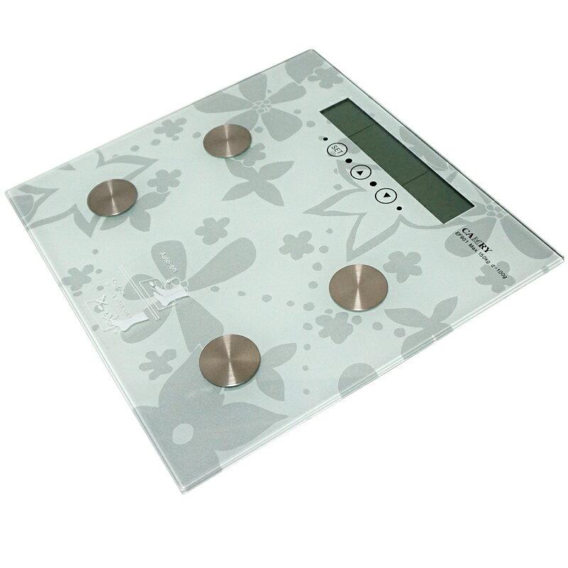 おしゃれなガラス製・体組成計ウルトラスリム■体重・体脂肪・筋肉量・体水分量が計測可能■厚み2cmのスリムタイプで持ち運びも楽々■新品