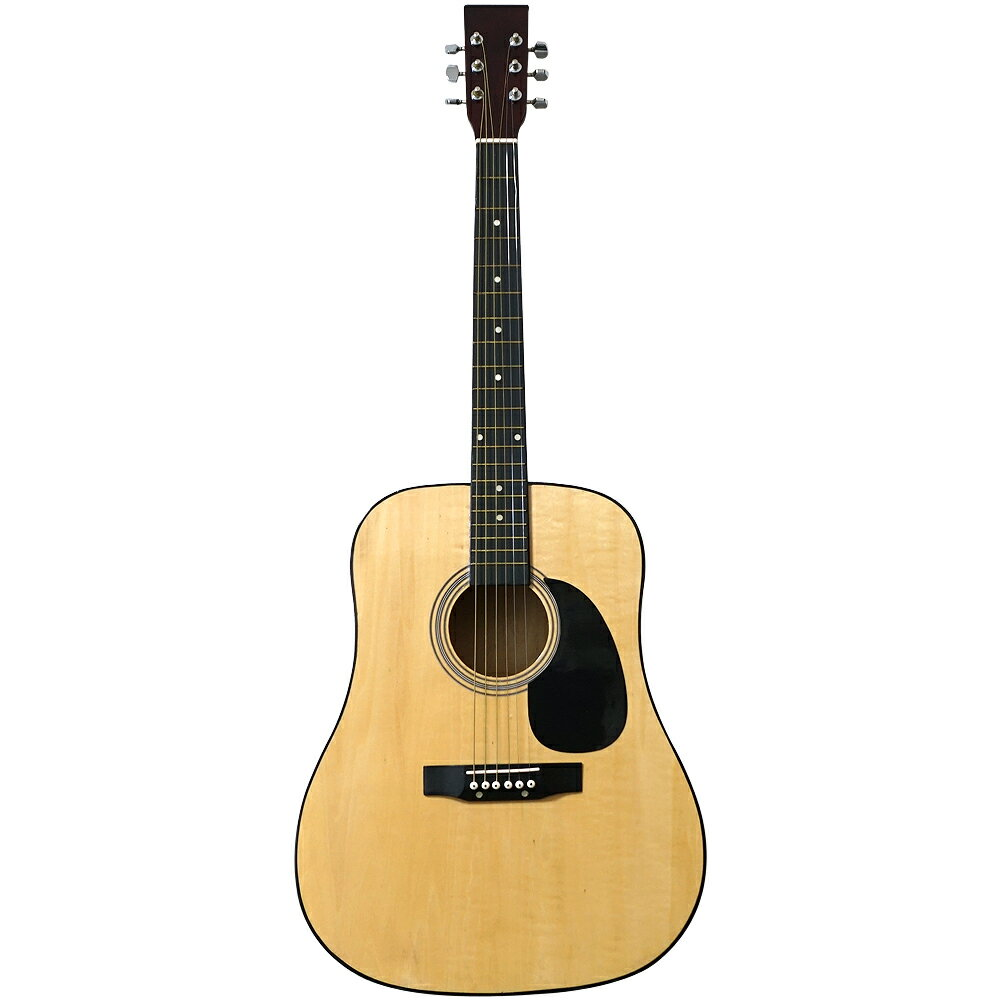 アコースティックギター フォークギター アコギguitar 弦楽器 初心者用 入門用 アウトレット