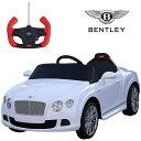 ベントレー正規ライセンス コンチネンタルGT 電動乗用玩具 リモコン操作可能 BENTLEY continentalGT スーパーカー
