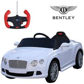 べントレー正規ライセンス コンチネンタルGT 電動乗用玩具 リモコン操作可能 BENTLEY continentalGT スーパーカー