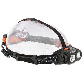 DOPPELGANGER OUTDOOR(R) マキシマスパーク ハイパワーデュアルアイLEDヘッドライト  HL1-133 自転車用 サイクリング用 アウトドア headlight ヘッドランプ