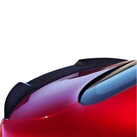 アルファロメオ ジュリア 2016〜 カーボン製 トランクスポイラー リアスポイラー CARBON リアルカーボン Giulia ALFA ROMEO