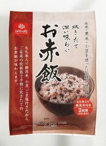 お赤飯 もち米入り無洗米 簡単炊飯 本格派 まとめ買い はくばく 311g×6パック 10P03Dec16