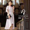 結婚式 ワンピース パーティードレス フォーマルドレス お呼ばれ ドレス フォーマル 服 服装 ミセス 他と被らない 袖…