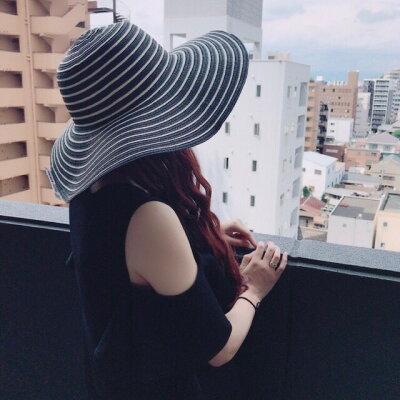 OLDNAVY女優帽ハット帽子オールドネイビーブランドアメリカ発入手困難夏サマー女性プレゼントリゾート海プール日焼け防止ストローハット麦わら帽子かわいい人気大人気