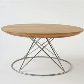 【飛騨産業】 Design of Japan 紋次郎ティーテーブル yd101t