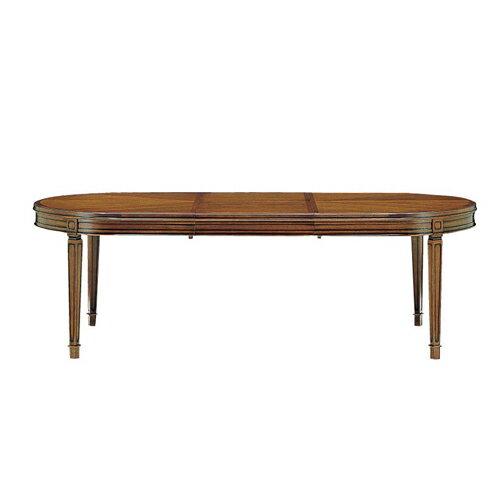 【マルニ木工】 地中海ロイヤル ダイニングテーブル(伸長式) 1789-00