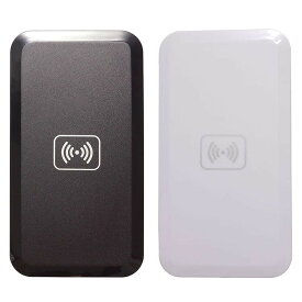 QI 充電器 ワイヤレス おくだけ充電 MC-02A iPhone 8 X XS Maxドコモ Nexus7 など幅広く対応 次世代充電器【メール便 送料無料】