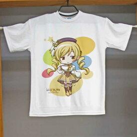 劇場版魔法少女まどか☆マギカドライメッシュTシャツ巴 マミ柄サイズM・L・XLから選べます