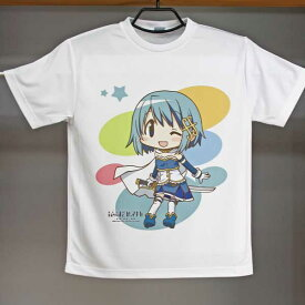 劇場版魔法少女まどか☆マギカドライメッシュTシャツ美樹 さやか柄サイズM・L・XLから選べます