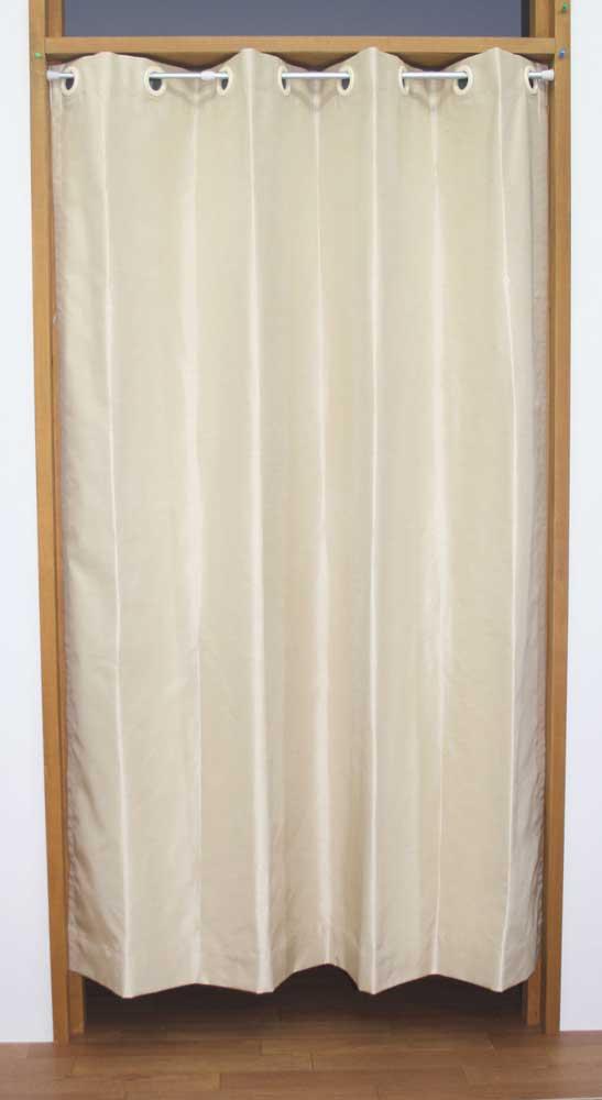 間仕切りカーテン リベルテ生地幅140cm 丈長さ220cm