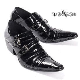 エナメルシューズ・ビジネスカジュアルシューズ・エナメルスクェアーシューズ,結婚式シューズ・とんがり靴