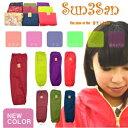 「Sun3San(サンサンサン)」(新)ナイロンロング腕カバー/S3S-NU1503/【2016 WEX 年間 手袋 その他 レディース】